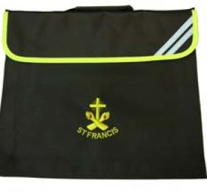 St Francis Book Bag