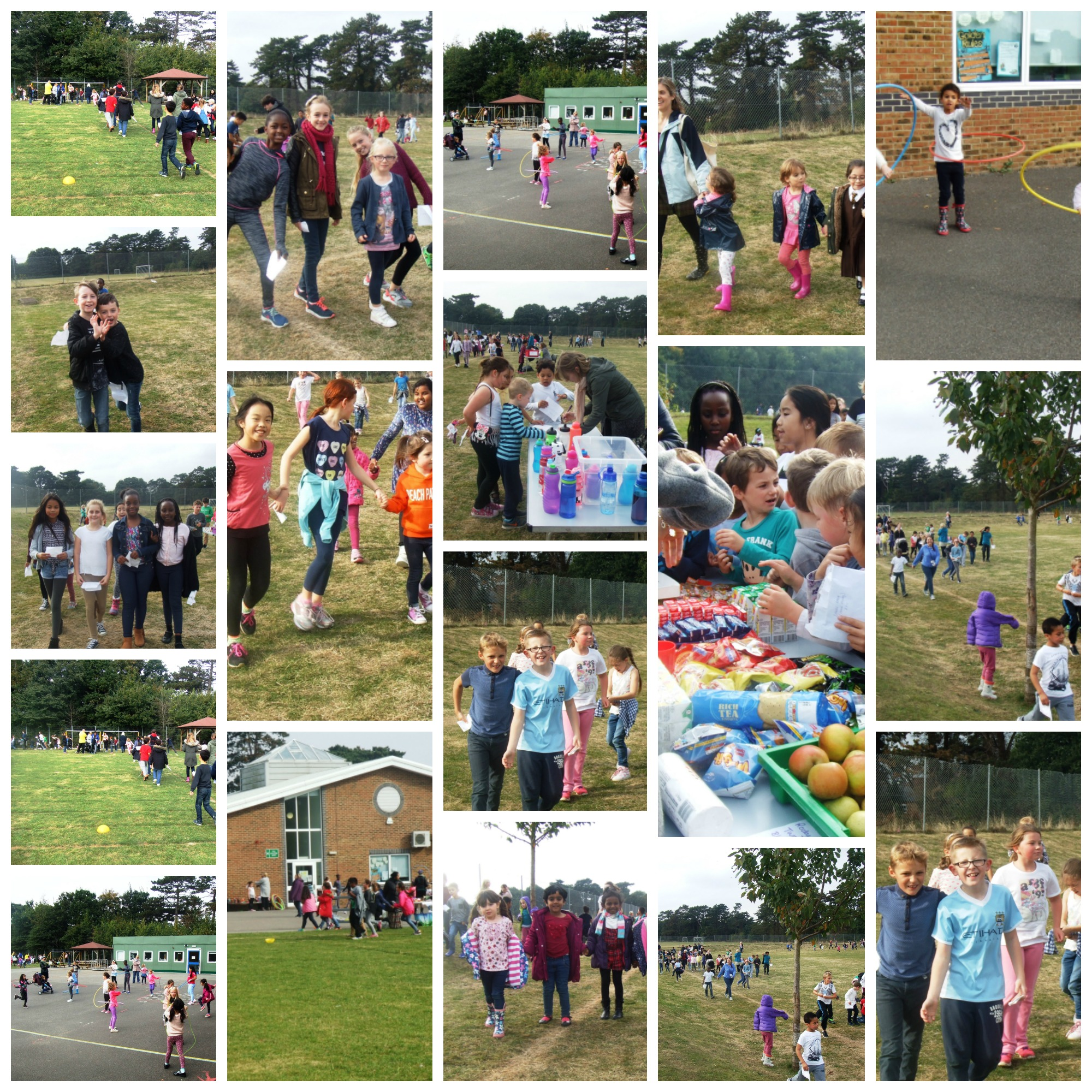 Sponsored Activities Fundraising for Cafod – Friday 14th October